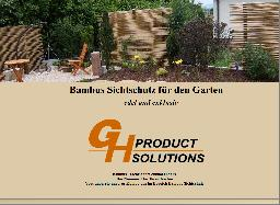 GH Product Solutions